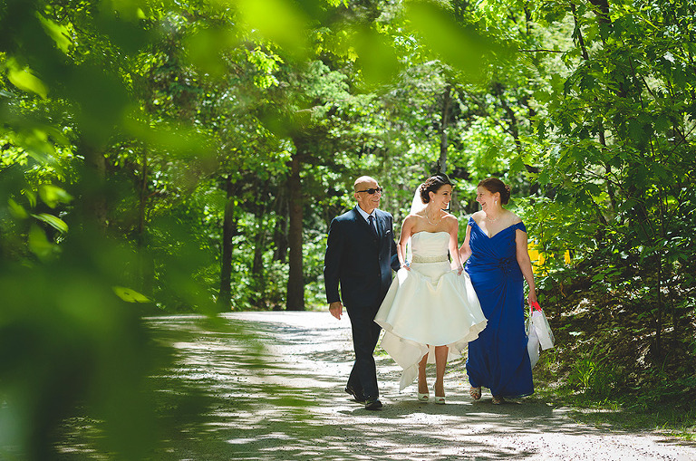 Trillium Resort Wedding photo Muskoka