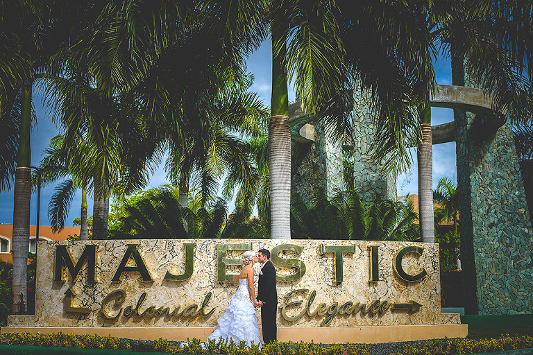 Majestic Elegance Destination Wedding photo