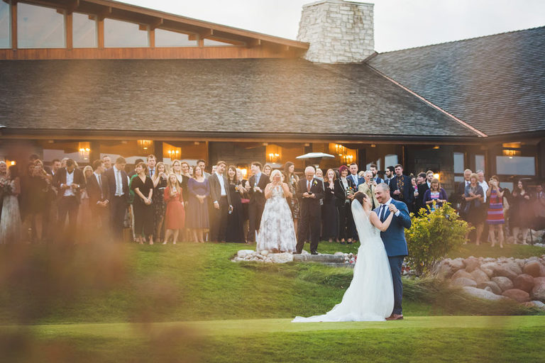 Oslerbrook Golf Club Wedding Venue