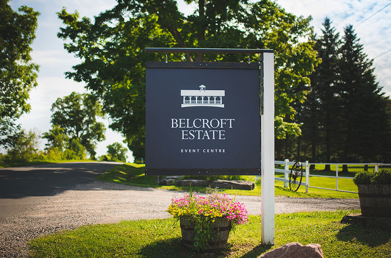 Belcroft Estate wedding venue
